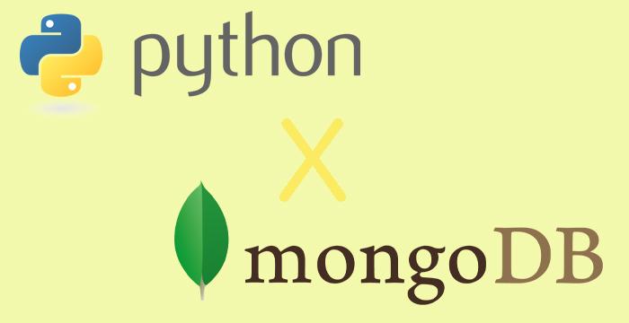 pythonxmongodb